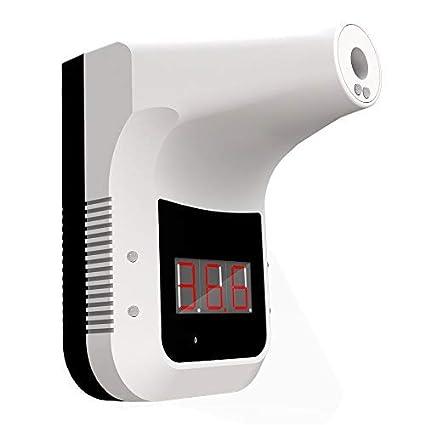 Digitale Infrarot Temperatur Testpistole Berührungslose Stirn Körperpistole Lcd Display Büro Metro Zuhause Gewerbe Industrie Wissenschaft