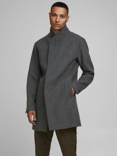 Jack & Jones Jjecollum Wool Coat STS Jacket Homme