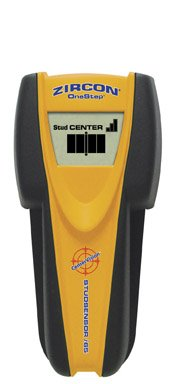 Zircon StudSensor i65 Center-Finding Stud Finder with DVD How-To Guide