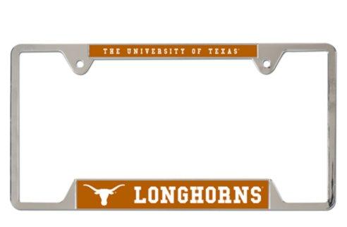 Longhorns License Metal Plate Texas - WinCraft NCAA University of Texas Longhorns 6