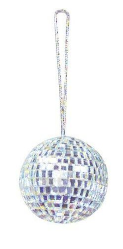 Disco Ball 2 Inch Small Mirror Party Decoration Christmas Tree Ornament