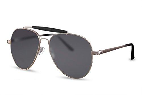 Gafas Gafas Metálicas Ca Piloto 028 Diseñador Sol Hombres UV de Espejadas Negro Cheapass Aviador 400 Mujeres aTFwXF