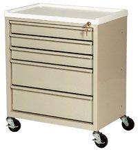 3060372 Cart Treatment Economy 5-Draw Ea Harloff Manufacturing -ETC-5