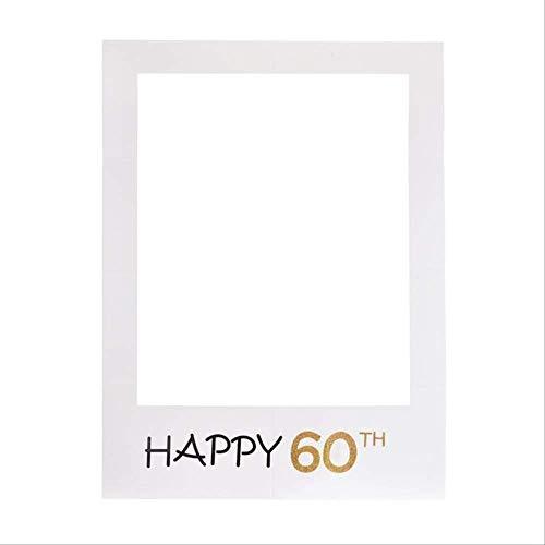 Amazon.com: DENGNIWO - Marco de fotos de papel de 18 a 50 ...