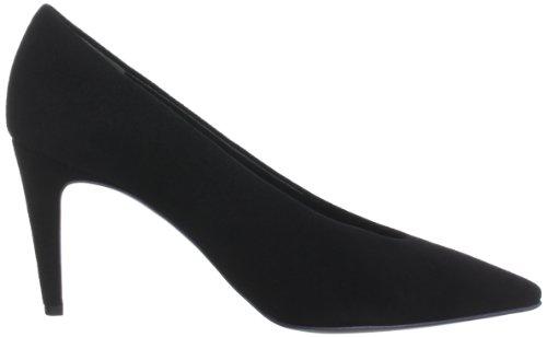 Kennel und Schmenger Schuhmanufaktur Uma - Cerrado de cuero mujer negro - negro
