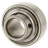 Insert Ball Bearing 2.362 Inch Bore Wide Inner Ring Spherical OD Set Screw Locking; GYE60KRRB