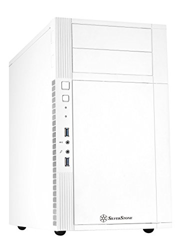 SilverStone SST-PS07W PC-Gehäuse weiß