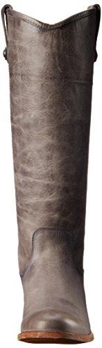 FRYE Damen Melissa Button Boot Ice Washed Antik Pull Up Leder-77172