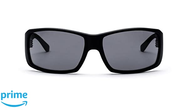 81b8bba69b Amazon.com  OTIS Eyewear Pacifica   Matte Black Grey Polarized Mens ...