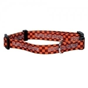 Hunter Cleveland Browns Dog Collar ()