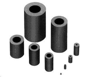 Ferrite Cable Cores 40ohm 100MHz Beads Core , Pack of 1000 (FSRH044C00RNB00B) ()