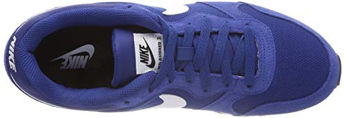 White da Gym Runner Nike 2 401 MD Black Blue Blu Uomo Scarpe Fitness wSRqfn4Fx