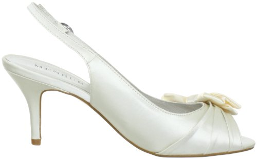 Carolina tr Blanc Cassé Sandales 04555 Menbur Wedding af femme R0Xwvqx5Wx