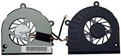 Portatilmovil Ventilador para PORTÁTIL Toshiba Satellite L675D A660 A665 L675 C660 Intel Gateway NV53 Acer TRAVELMATE 5740 AMD Acer Aspire 555