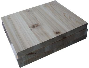 Playwell Pine Wooden Breaking Boards - 10