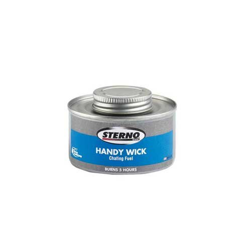 Sterno Handy Wick 5 Hour Twist Cap Chafing Dish Fuel - 36 per case. ()