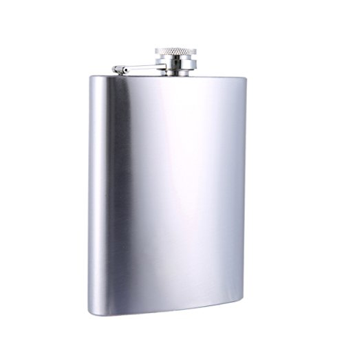 Taneaxon Classic Style Portable Flask