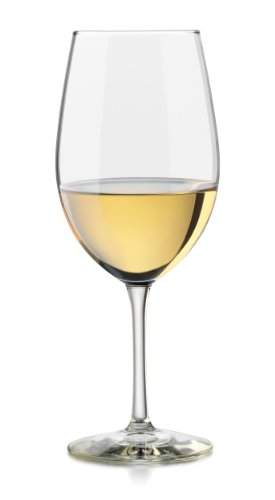 Libbey Vineyard Reserve 18-Ounce Chardonnay Wine Glass Set, 4-Piece