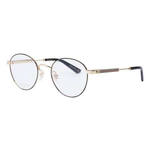 7244a3a6d7 Gucci - Montura de gafas - para hombre Dorado dorado Medium Envio gratis