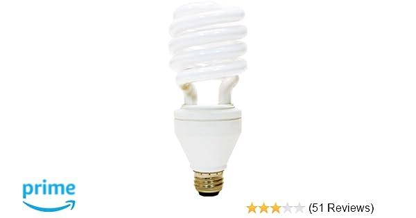 GE Lighting 24685 50/100/150 Energy Smart 3-Way CFL Spiral Light Bulb, 1-Pack - Compact Fluorescent Bulbs - Amazon.com