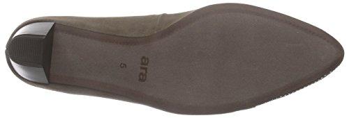 Talons 05 Femme Braun Avant Pieds Ara Chaussures à Alpaca du Couvert Knokke Marron t7B1qUw1