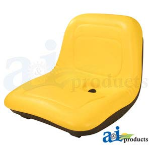 John Deere Equipment Seat # AM131531 by John Deere