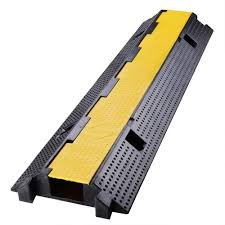 1-channel-Warehouse-Cable-Protector-Ramp-Traffic-Wire-Cover