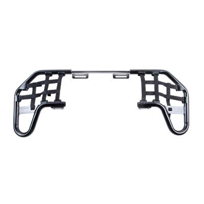 Tusk Comp Series Nerf Bars Black With Black Webbing - Fits: Honda TRX 400EX 1999-2008