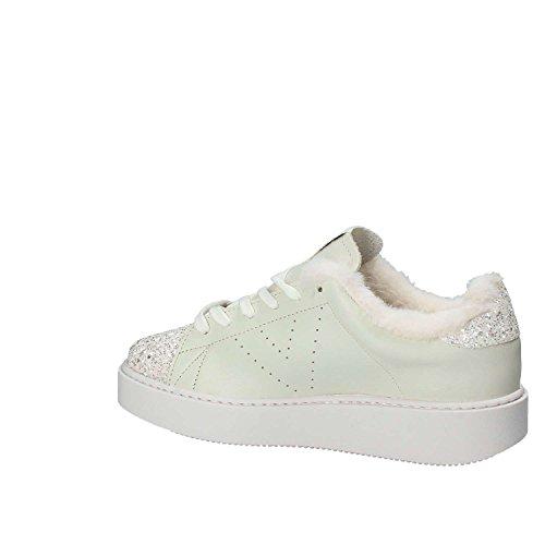 Bianco Victoria Sneakers Basse 260121 Donna Piattaforma con Scarpe nq64Ap