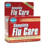 Hyland's Homeopathic Complete Flu Care 120 tablets Cough & Cold by Hyland's Homeopathic