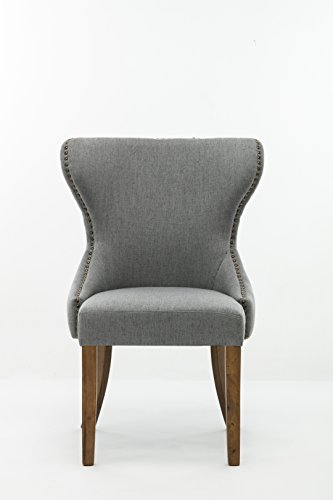 Boraam Rema Dining Chair, Gray