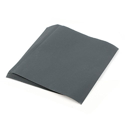 Silicon Carbide Abrasive Sandpaper Sheets