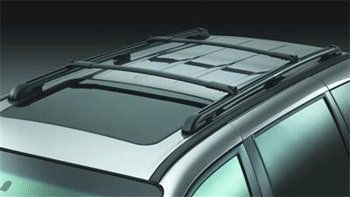 Amazon.com: MAZDA MPV 2000 2006 NEW OEM ROOF RACK AND CROSS BAR KIT  0000 8L F25: Automotive