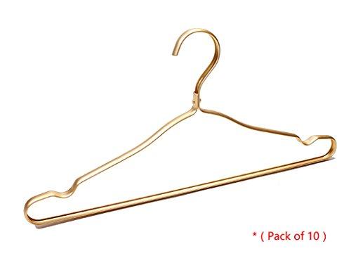 Drying Racks Pack of 10 Hanger Aluminum Alloy Wet And Dry Ga