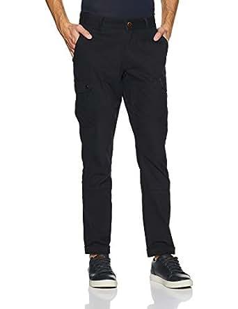 Columbia Men's Deschutes River Cargo Pant, Black, 30