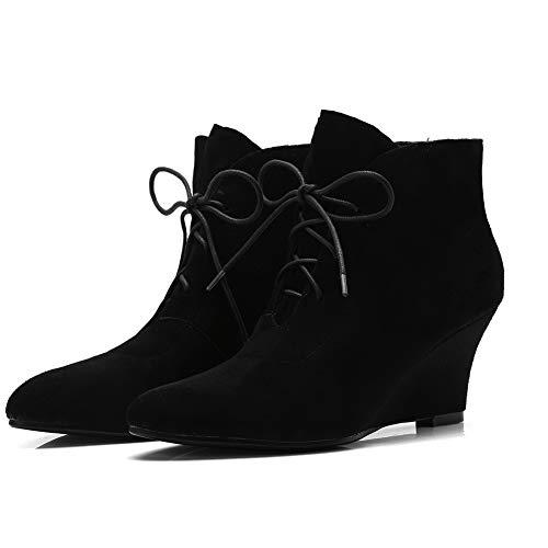 Femme Balamasa Noir Abm13130 Sandales Compensées CxWHFqv