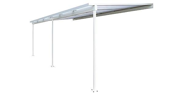 Top Prix Pérgola de aluminio para fijar al techo, de policarbonato ...