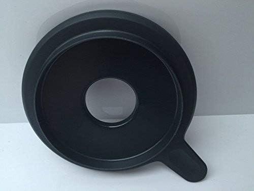 Original Vorwerk Mixtopfdeckel Deckel f/ür Mixtopf mit Dichtung Thermomix TM5 TM5 NEU