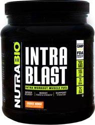 NutraBio Intra Blast Powder Tropical Fruit Punch