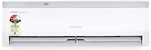 Voltas 1 Ton 3 Star Split AC (Copper 123 PZY-R Red)