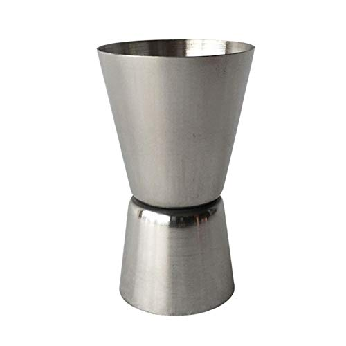 Measuring Cups Jugs - Stainless Steel Drinks Measure Cup 20 40ml Jigger Dual Spirit Cocktail Bar Pub Club - Cocktail Cup Martini Cups Stainless Shaker Cup Jigger Steel And Mixer Cocktail Coc