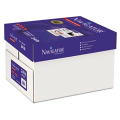 * Premium Multipurpose Paper, 97 Brightness, 24lb, 11 x 17, White, 2500/Carton *