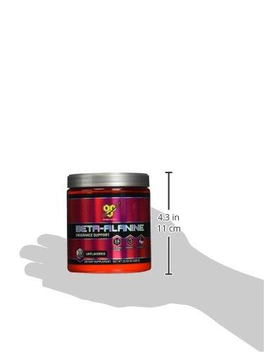 BSN Beta Alanine Powder, Unflavored, 300 Gram