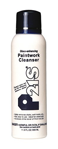 P21S 12350B Paintwork Cleanser Bottle, 350 ml