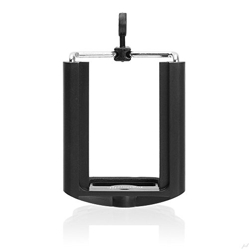 Ivation Universal Tripod Stand Mount Holder for the Samsung Galaxy S7 Edge, S7, S6 Edge, S6, S5, S4, S3, HTC One, and for Most Smartphones from Ivation