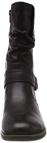 001 8 Damen Jana 8 26413 001 Schwarz 21 Black Stiefeletten 5XdAqw