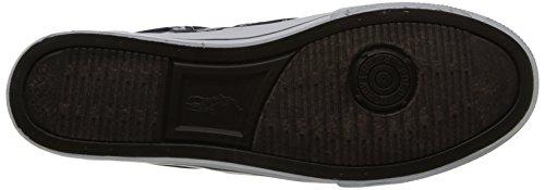Polo Ralph Lauren Mens Vaughn Fashion Sneaker, Vino Sailboat, 12 D US