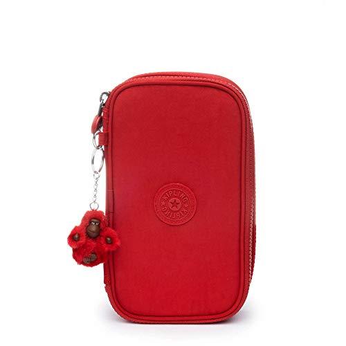 Kipling 50 Pens Case Cherry - Kipling Cherry