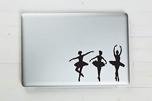 Three Ballerinas Sticker MacBook Pro Air 13