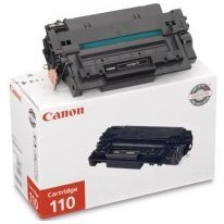 CRG-110 Black 12000 Page Yield Toner Cartridge for imageRunner LBP 3460 Printer - Canon 0986B004AA